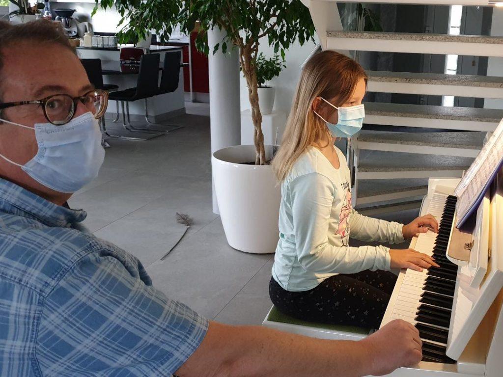 Accueil - Cours de piano a domicile